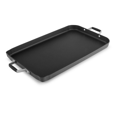 Select by Calphalon™ Hard-Anodized Non-stick Double Griddle