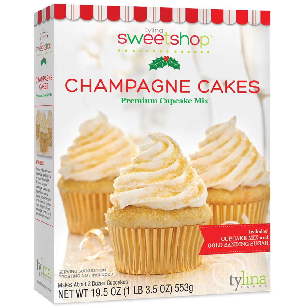 Sweetshop Champagne Cakes - 19.5oz