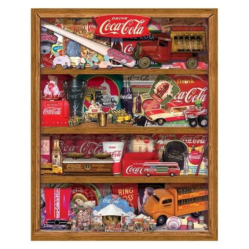 Springbok Coca-Cola A Collection Puzzle 500pc - image 1 of 1