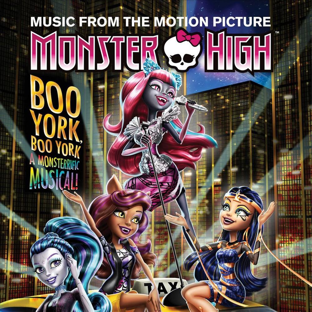 Monster High: Boo York, Boo York (Original TV Soundtrack)