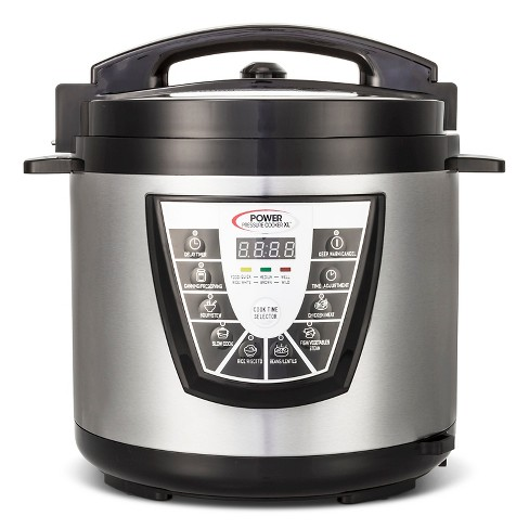 As Seen On TVR Power Pressure Cooker XL 8 Qt Target