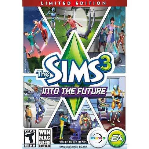 The Sims 3: Into The Future - PC Game (Digital) - image 1 of 3