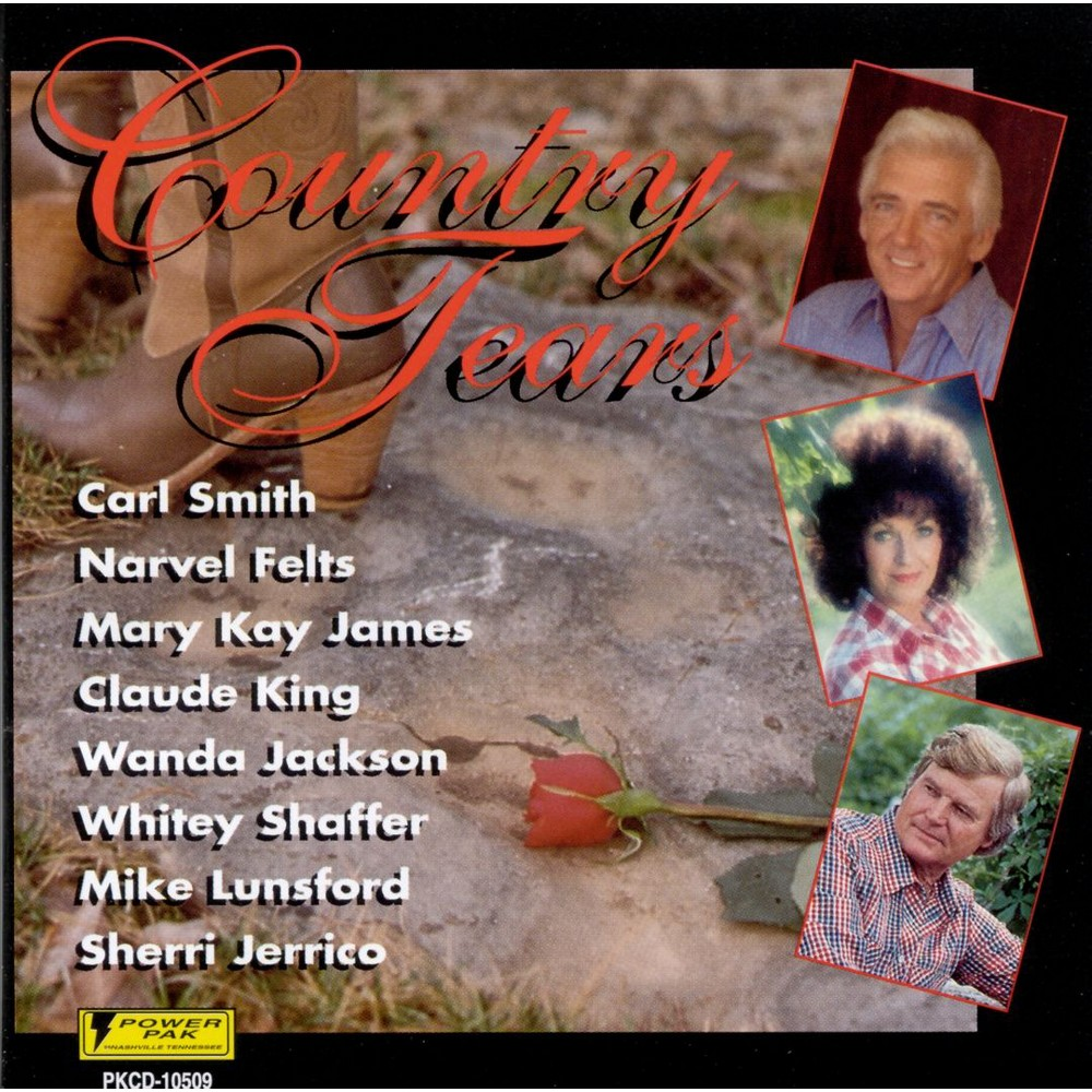Various - Country Tears (CD)