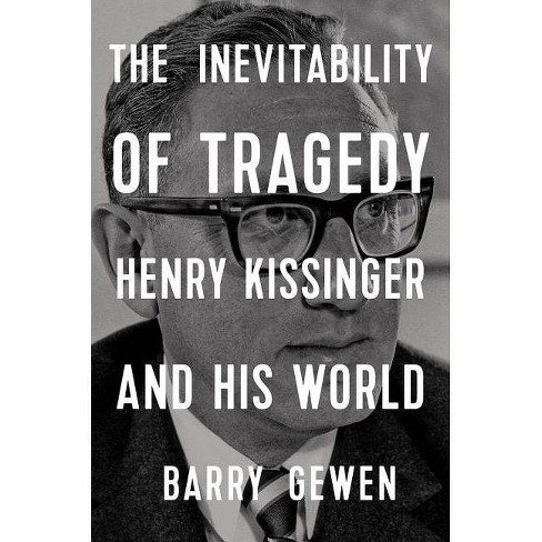 The Inevitability of Tragedy - by  Barry Gewen (Hardcover) - image 1 of 1