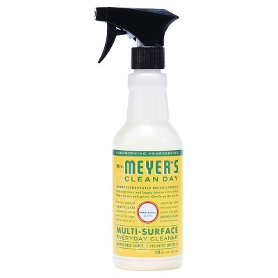 Mrs. Meyer's Honeysuckle Multi-Surface Everyday Cleaner - 16 fl oz