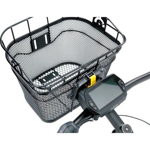 AXIOM FRESH MESH DLX HANDLEBAR FRONT BICYCLE BASKET