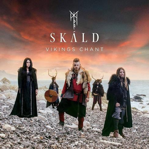 Skald - Vikings Chant (Alfar Fagrahvel Edition) (CD) - image 1 of 1