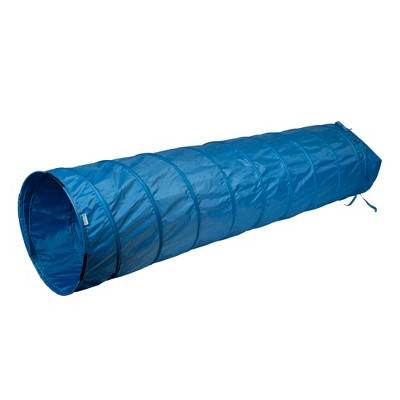 Pacific Play Tents Kids Institutional Play Tunnel 9Ft Blue