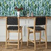 Ceylon Woven Counter Height Barstool - Opalhouse™ - image 2 of 4