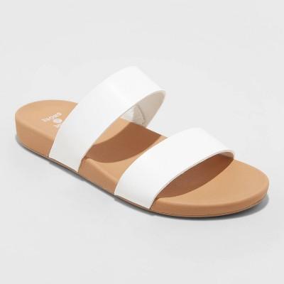 Women's Dedra Two Band Slide Sandals - Shade & Shore™