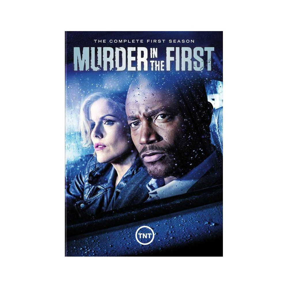 Murder In The First The Complete First Season Dvd 2015