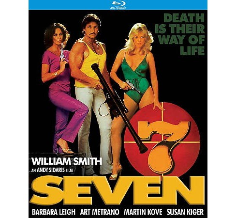 Seven (Blu-ray) - image 1 of 1