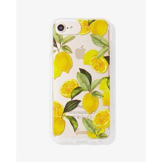 Sonix iPhone SE (2nd gen)/8/7/6s/6 Clear Coat Case - Lemon Zest