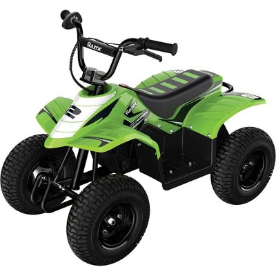 Razor 24V Dirt Quad SX McGrath Powered Ride-On - Green