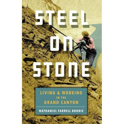 Steel on Stone - by  Nathaniel Farrell Brodie (Paperback) - image 1 of 1