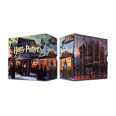 Harry Potter Special Edition Boxed Set (Paperback) by J. K. Rowling, Kazu Kibuishi and Mary GrandPre - image 1 of 1