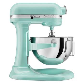 KitchenAid Professional Plus 5-Qt Stand Mixer (Ice Blue)