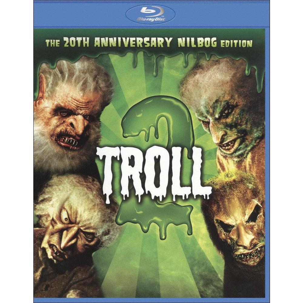 Troll 2 (The 20th Anniversary Nilbog (Blu-ray)