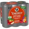 V8 +Energy Honeycrisp Apple Berry - 6pk/8 fl oz Cans - image 2 of 4