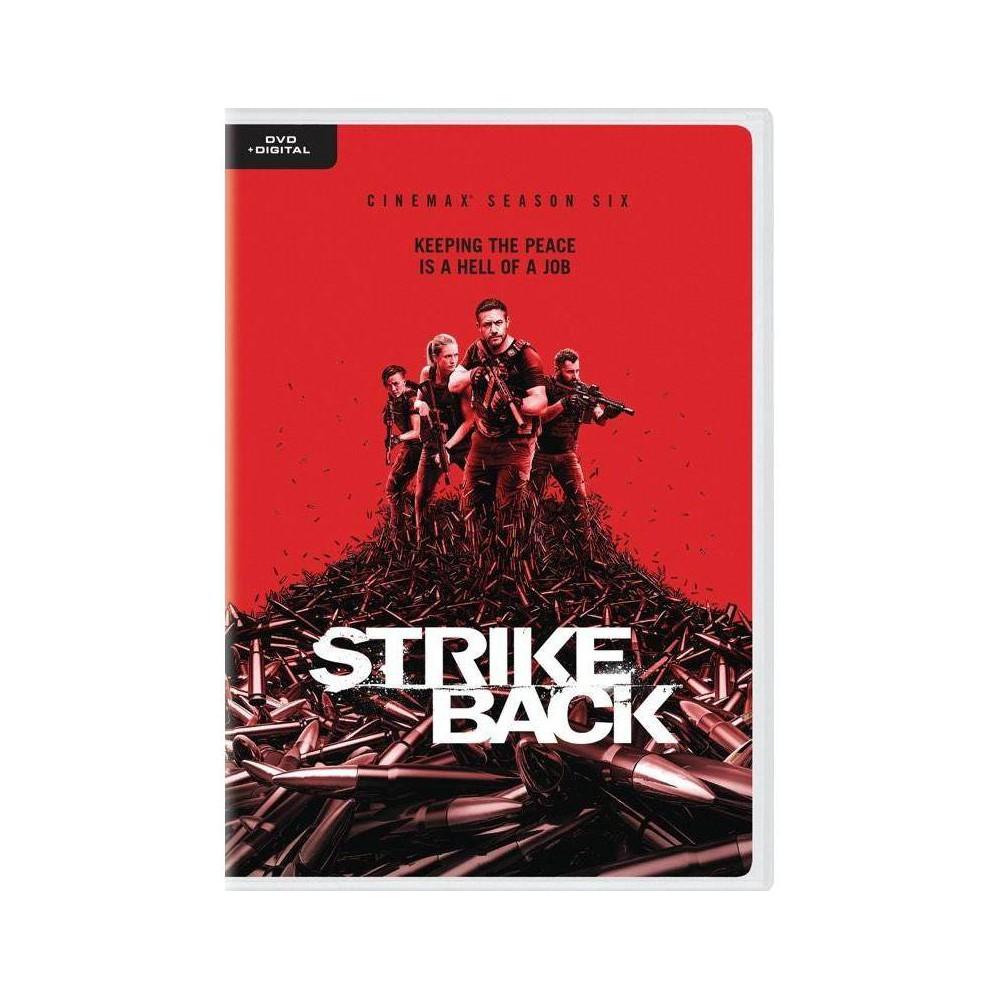Strike Back Cinemax Season Six Dvd