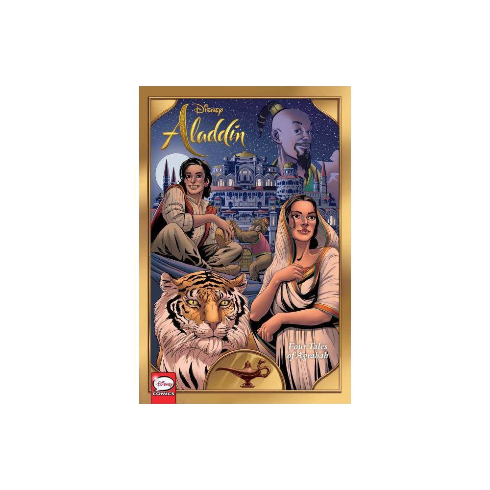 ISBN 9781506712673 product image for Disney Aladdin - Four Tales of Agrabah - (Disney Aladdin) (Paperback) | upcitemdb.com