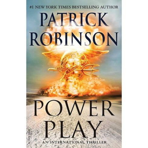 Power Play - by  Patrick Robinson (Paperback) - image 1 of 1