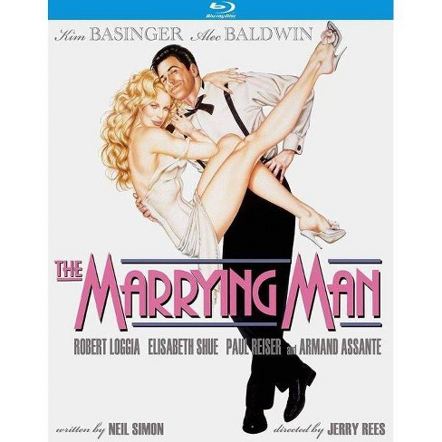 The Marrying Man (Blu-ray) - image 1 of 1
