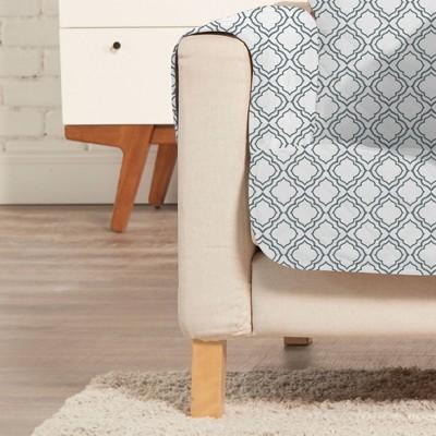 Lattice Sofa Furniture Protector - Sure Fit
