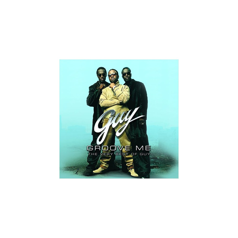 Guy - Groove Me-very Best Of Guy (CD)
