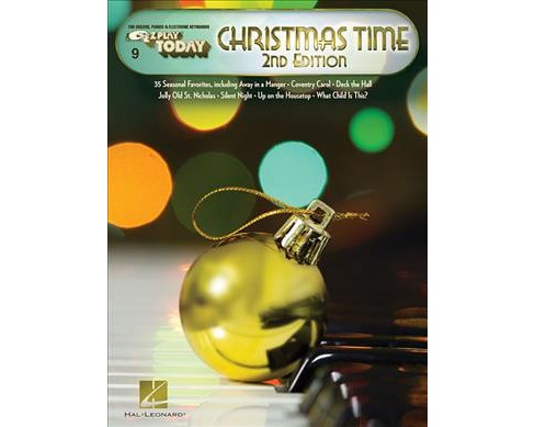 Christmas Time -  (E-Z Play Today) (Paperback) - image 1 of 1