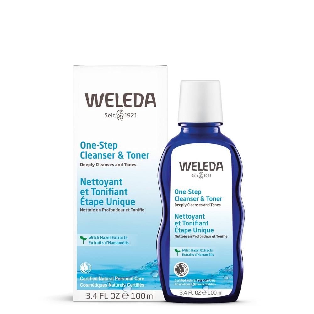 Image of Weleda One-Step Cleanser & Toner - 3.4 fl oz