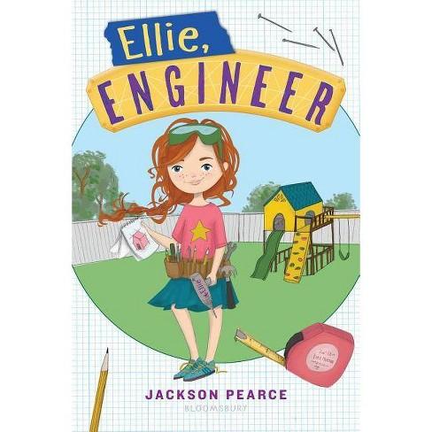 Ellie, Engineer - by  Jackson Pearce (Paperback) - image 1 of 1