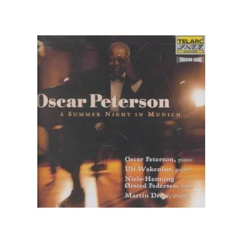 Oscar Peterson - Summer Night in Munich (CD) - image 1 of 1