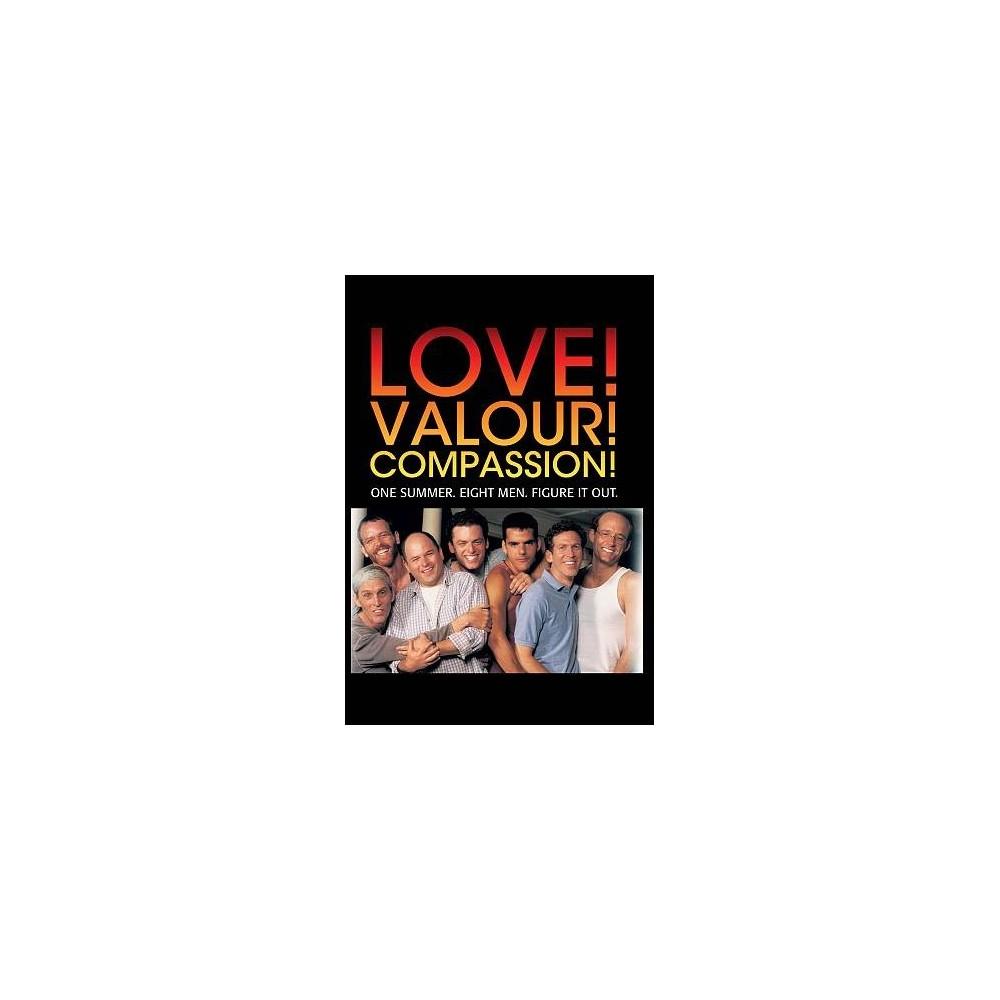 Love Valour Compassion (Dvd)