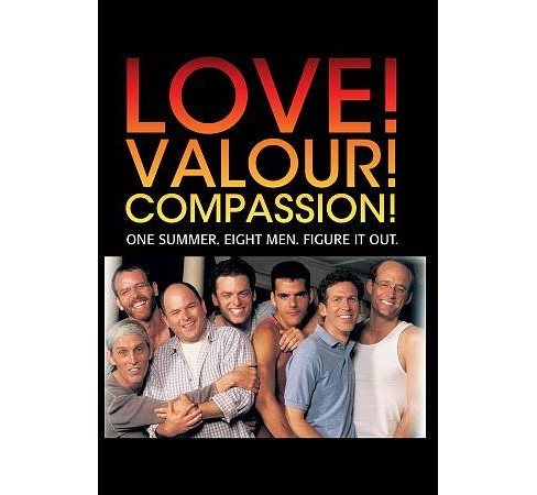 Love Valour Compassion (DVD) - image 1 of 1