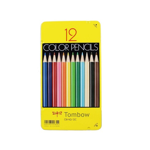 12ct Colored Pencil Set 1500 Series - Tombow - image 1 of 4