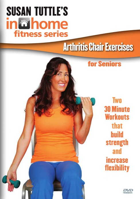 Susan tuttle's in home fitness:Arthri (DVD) - image 1 of 1