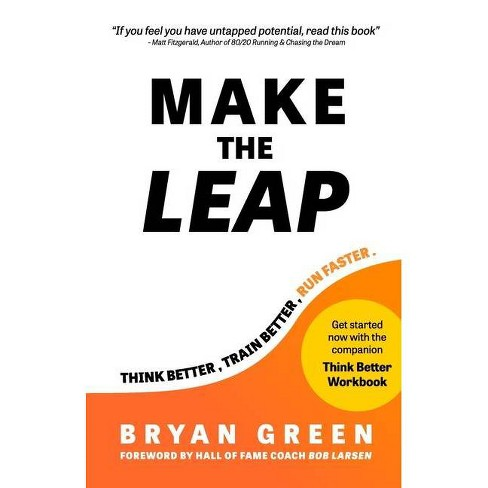 Make the Leap - by  Bryan Green (Paperback) - image 1 of 1
