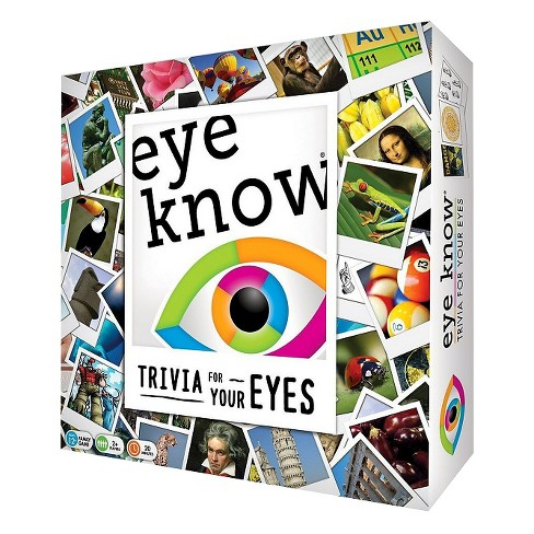 Eye Know Trivia Game - image 1 of 2