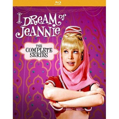 I Dream of Jeannie: The Complete Series (Blu-ray)(2021)