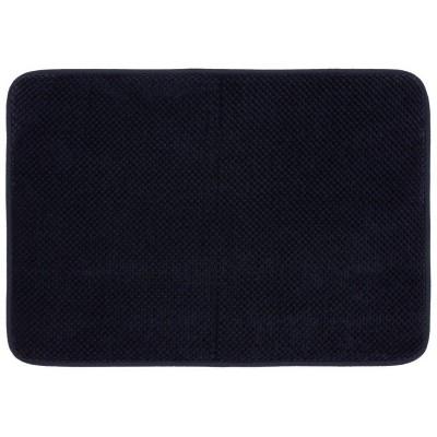 17 x24  Bubble Memory Foam Bath Rugs & Mats Xavier Navy - Threshold™