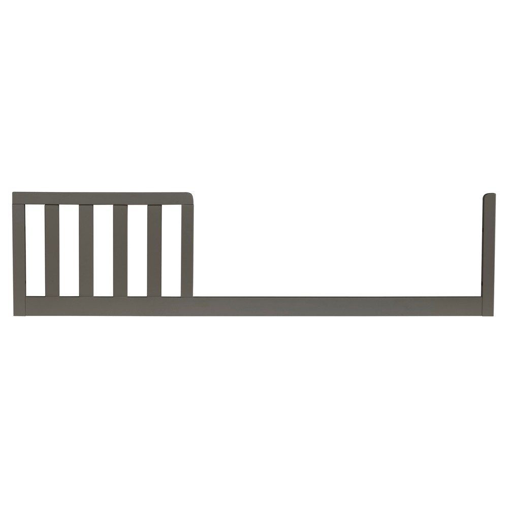 Ti Amo Castello Toddler Guard Rail - Wire Brushed Gray, Weathered Gray