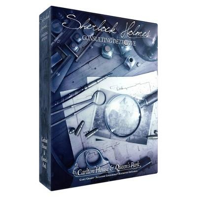 Space Cowboys Sherlock Holmes: Carlton House & Queen's Park Game