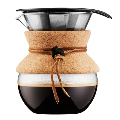 Bodum 4 Cup / 17oz Pour Over Coffee Maker
