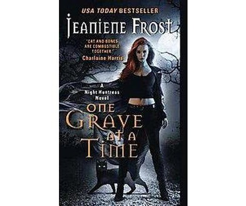 One Grave at a Time (Original) (Paperback) by Jeaniene Frost - image 1 of 1