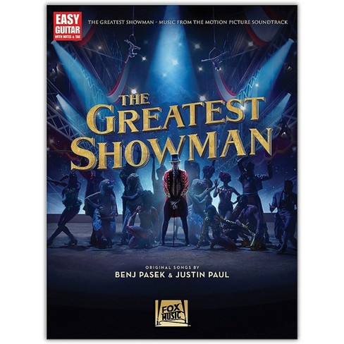 Hal Leonard The Greatest Showman (Music from the Motion Picture Soundtrack) for Easy Guitar Tab - image 1 of 1