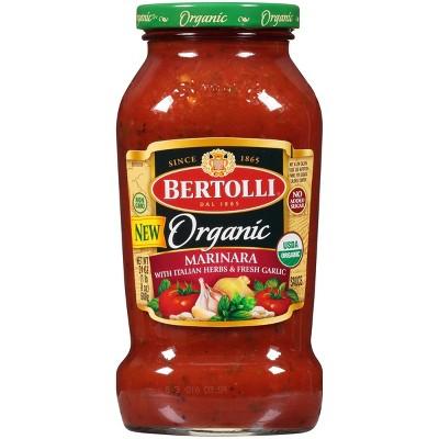 Bertolli Organic Marinara Sauce - 24oz