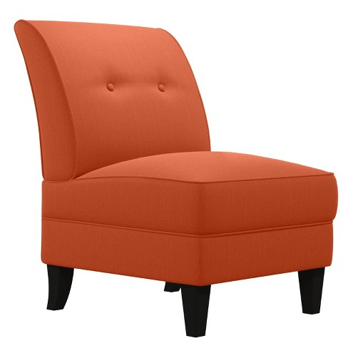 George Armless Chair - Handy Living - image 1 of 4