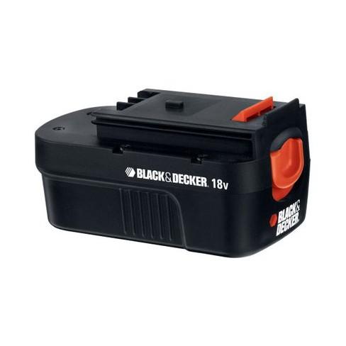 Black Decker 18v Slide Pack Device Specific Battery Target