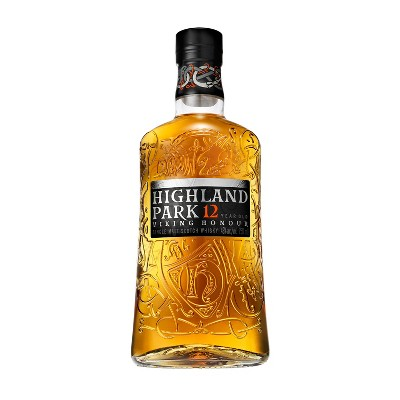 Highland Park 12yr Scotch Whisky - 750ml Bottle